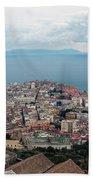 Naples Italy Beach Towel