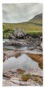 Russell Burn - Scotland Beach Towel