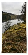 Tarn Hows Beach Towel