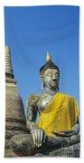 Wat Mahathat Beach Towel