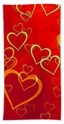 Valentine Beach Towel