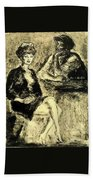 45167 Arturo Souto Beach Towel