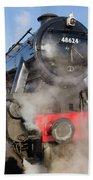48624 Steam Locomotive Beach Sheet
