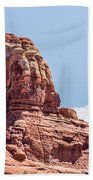 Views Of Canyonlands National Park Beach Towel
