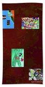 5-4-2015fabcdefghijklmnopqr Beach Towel