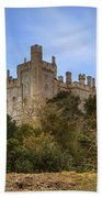 Arundel Castle Beach Towel
