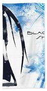 Black Rock Shooter Beach Towel