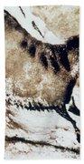 Cave Art: Lascaux Beach Towel