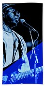 Curtis Mayfield Collection Beach Towel