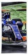 Formula 1 Monza 2017 Beach Towel