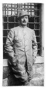 Giacomo Puccini, Italian Composer Beach Towel