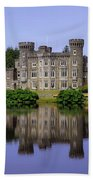 Johnstown Castle, Co Wexford, Ireland Beach Towel
