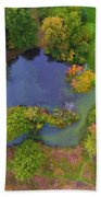 Kingwood Center Gardens Beach Towel