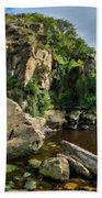 Landscape Art Prints Beach Towel