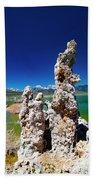 Mono Lake Tufa Beach Towel