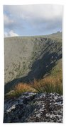 Mount Washington - New Hampshire Usa Beach Towel by Erin Paul Donovan