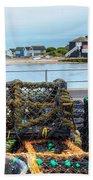 Mudeford - England Beach Towel