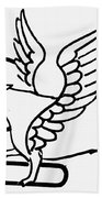 Saint Luke Beach Towel