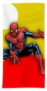 Spiderman Collection Beach Towel