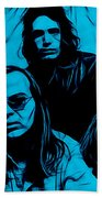 Steely Dan Collection Beach Towel