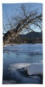 Swift River - White Mountains New Hampshire Usa Beach Towel
