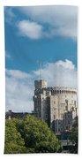 Windsor Castle Beach Towel