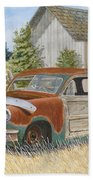 '51 Country Squire Beach Towel