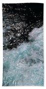 Alaska_00056 Beach Towel