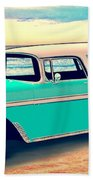 56 Nomad By The Sea In The Morning With Vivachas Beach Towel