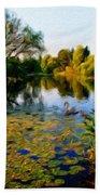 Types Of Landscape Nature Beach Towel