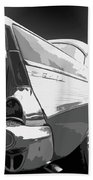 57 Chevy Horizontal Beach Sheet