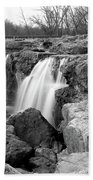 Grand Falls Beach Towel