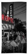 5828- Tropic Theater Beach Towel