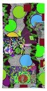 6-10-2015abcdefghijklmnopqrtuvwxyz Beach Towel