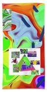 6-19-2015dabcdefghijklmnopqrtu Beach Towel