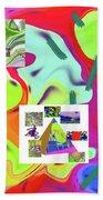 6-19-2015dabcdefghijklmnopqrtuvwxy Beach Towel