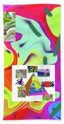 6-19-2015dabcdefghijklmnopqrtuvwxyz Beach Towel