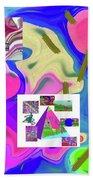 6-19-2015dabcdefghijklmnopqrtuvwxyzabcdefghijk Beach Towel