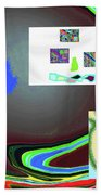 6-3-2015babcdefghijkl Beach Towel