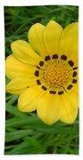 Australia - Daisy With Yellow Petals Beach Towel