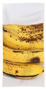 Banana Ripening Sequence Beach Towel