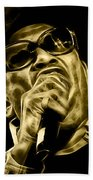 Bobby Womack Collection Beach Sheet