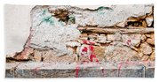 Damaged Wall Beach Sheet