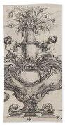Fantastic Vases Beach Towel