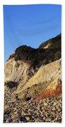 Gay Head Cliffs Beach Towel