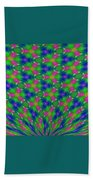 Kaleidoscope 6 Beach Towel