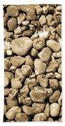 Pebbles 4 Beach Towel