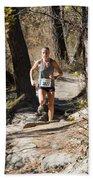 Pikes Peak Road Runners Fall Series IIi Race Beach Towel