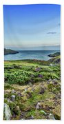Strumble Head Lighthouse Beach Towel