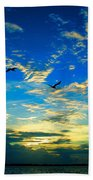 Sunrise / Sunset / Indian River Beach Towel